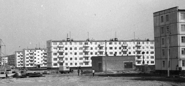 Строительство хрущевок в Сумах