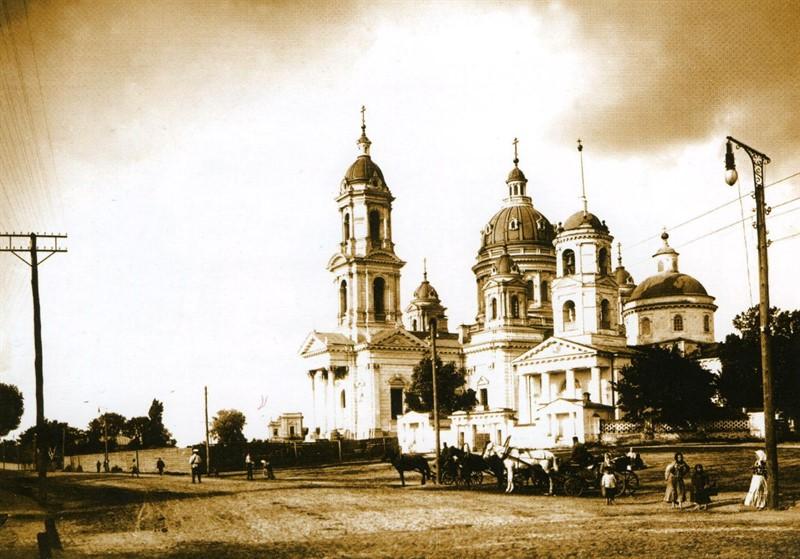 Старые фотографии города Сумы