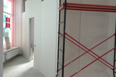 Drywall-installation-in-the-office-10