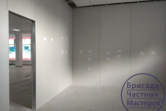 Drywall-installation-in-the-office-11