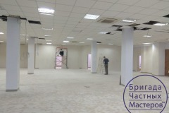 Drywall-installation-in-the-office-13