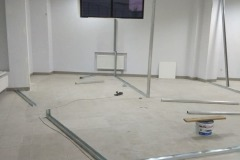 Drywall-installation-in-the-office-3