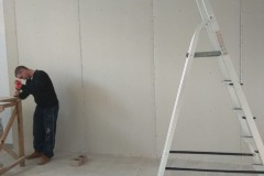 Drywall-installation-in-the-office-9