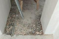 Floor-repairs