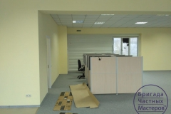 Installation-of-partitions-painting-7