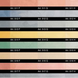 Декоративная акриловая краска CARAVAGGIO 2