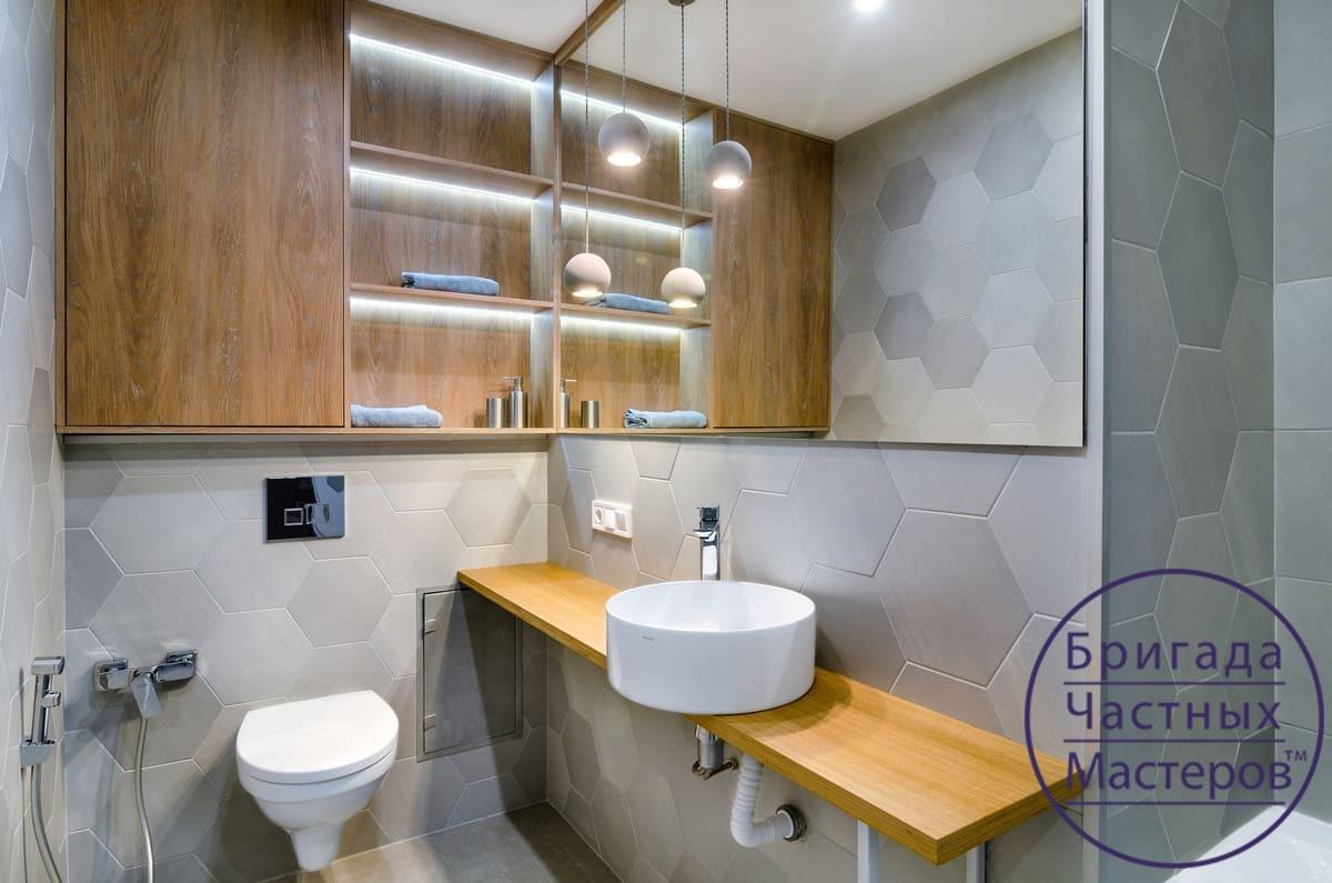Ремонт двухкомнатной квартиры в Сумах 10
