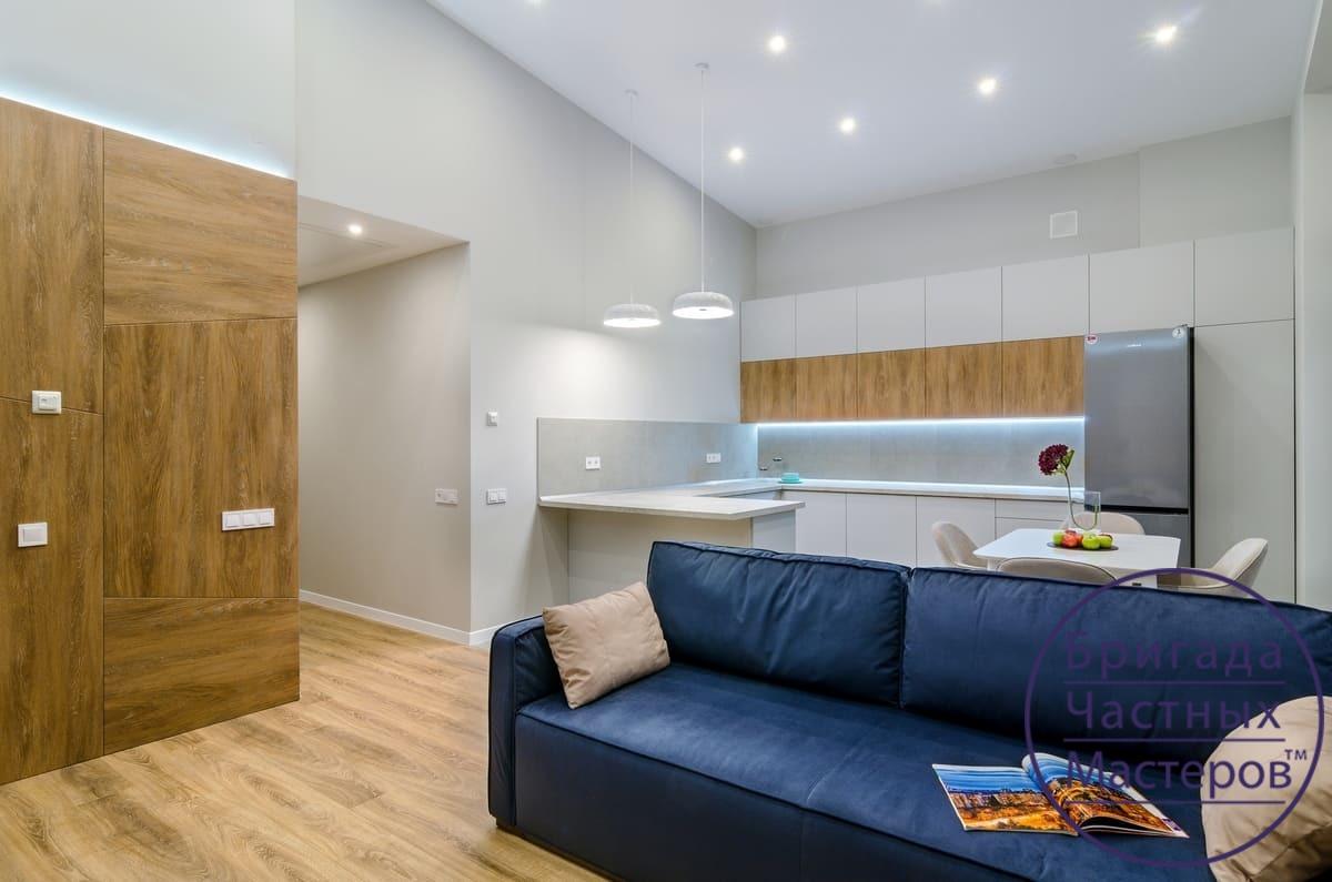 Ремонт двухкомнатной квартиры в Сумах 6