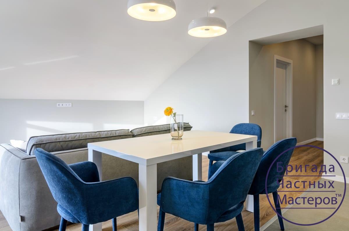 Ремонт трехкомнатной квартиры в Сумах 11