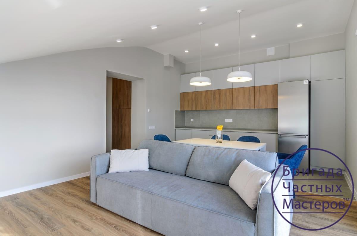 Ремонт трехкомнатной квартиры в Сумах 13