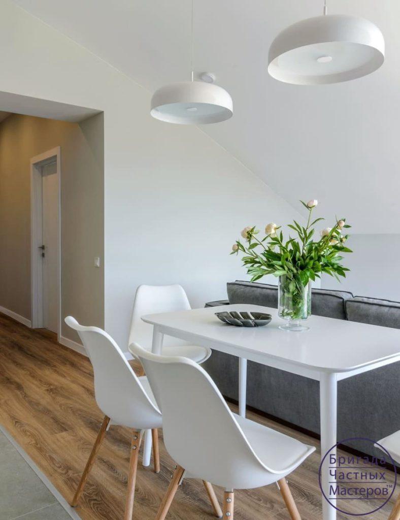 Ремонт квартиры с террасой