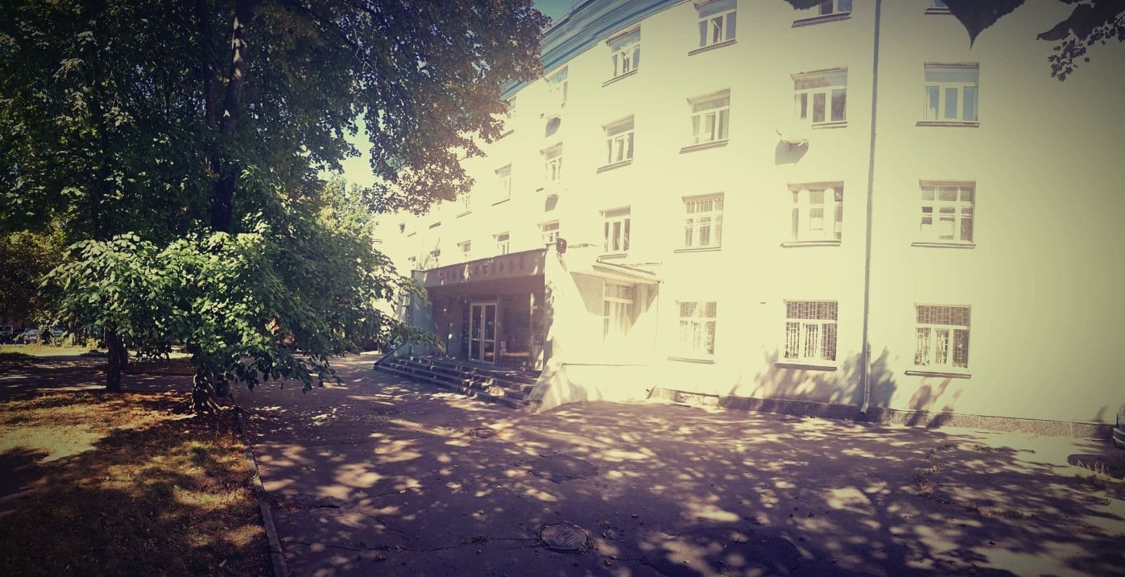 г. Сумы. ул. Малиновского 12