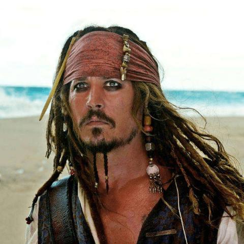 Фотообои Кино. Пират