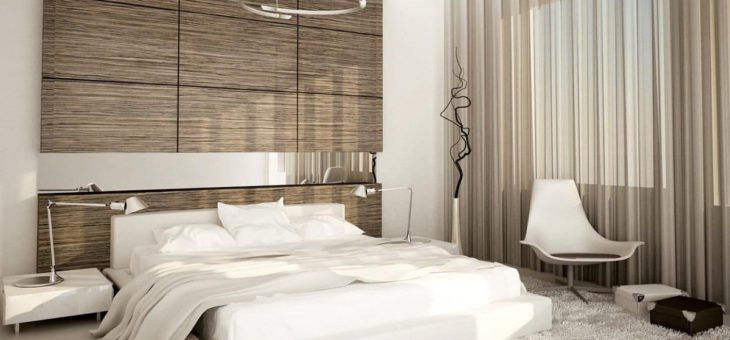 Особенности ремонта спальни. Рекомендации