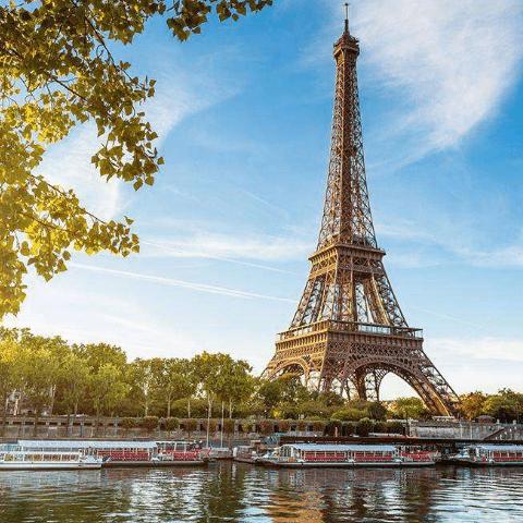 Фотообои городов. Париж