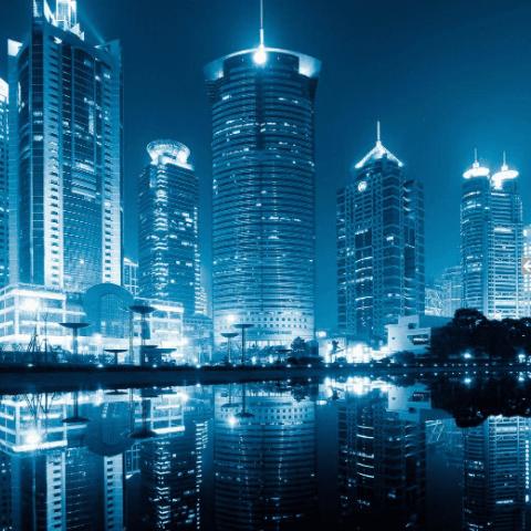 Фотообои городов. Маями