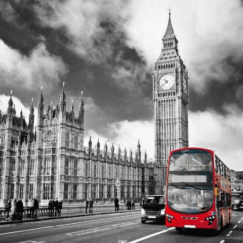 Фотообои городов. Лондон