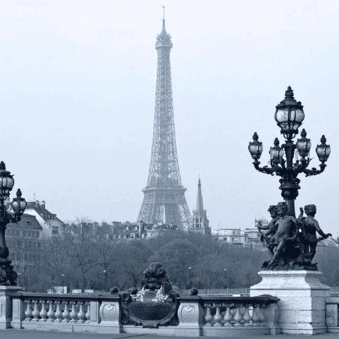 Фотообои городов. Париж 2