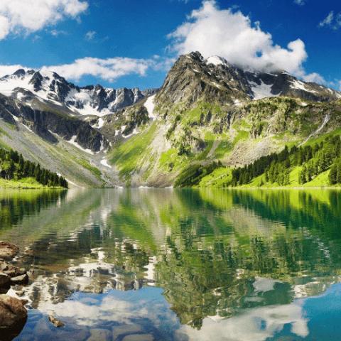 Фотообои Природа. Горы