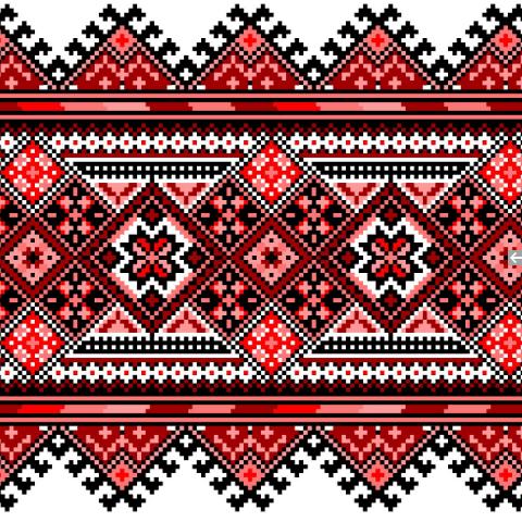 Фотообои Украина. Вышиванка