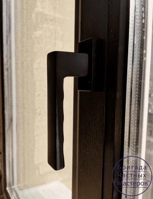 Пластиковые окна с внутренней ламинацией
