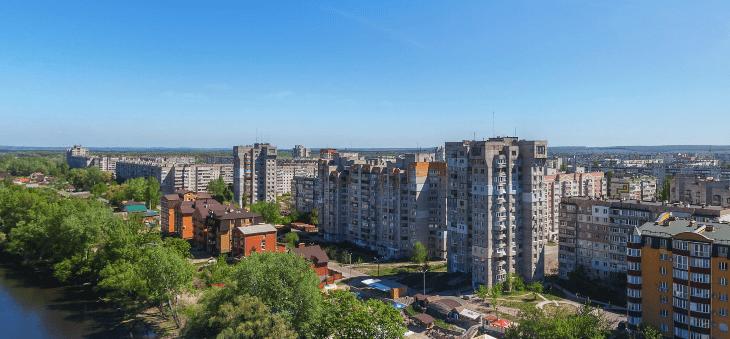 Цены на квартиры в Сумах 2020г.