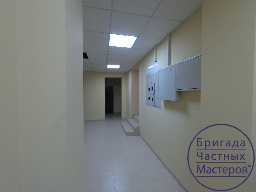 Ремонт общественных зон и коридоров в Сумах 4