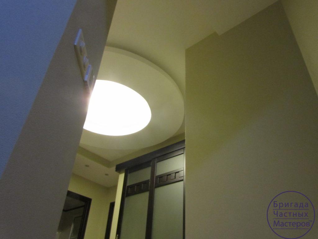 Портфолио. Дизайнерский ремонт квартиры на Беговой 8