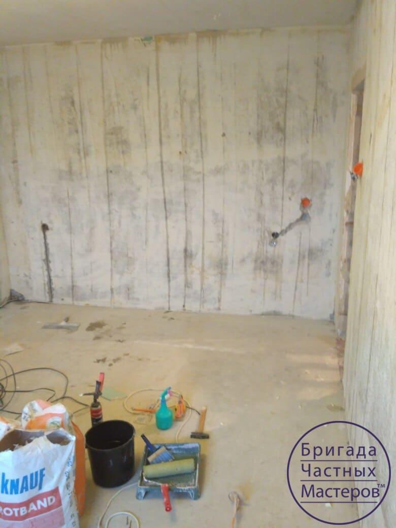 Косметический ремонт комнаты на девятке в Сумах 14