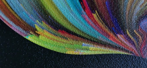 Текстура фотообоев. Мелкий песок
