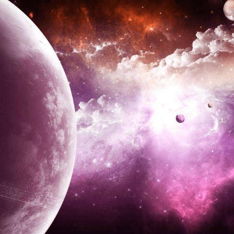 Фотообои Космос. Галактика