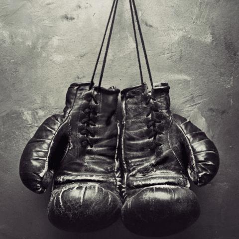 Фотообои Спорт. Бокс