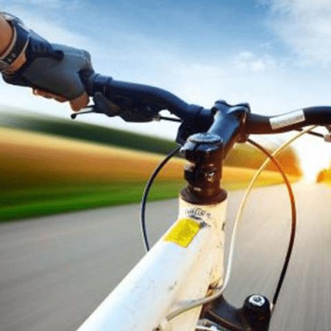 Фотообои Спорт. Велосипед
