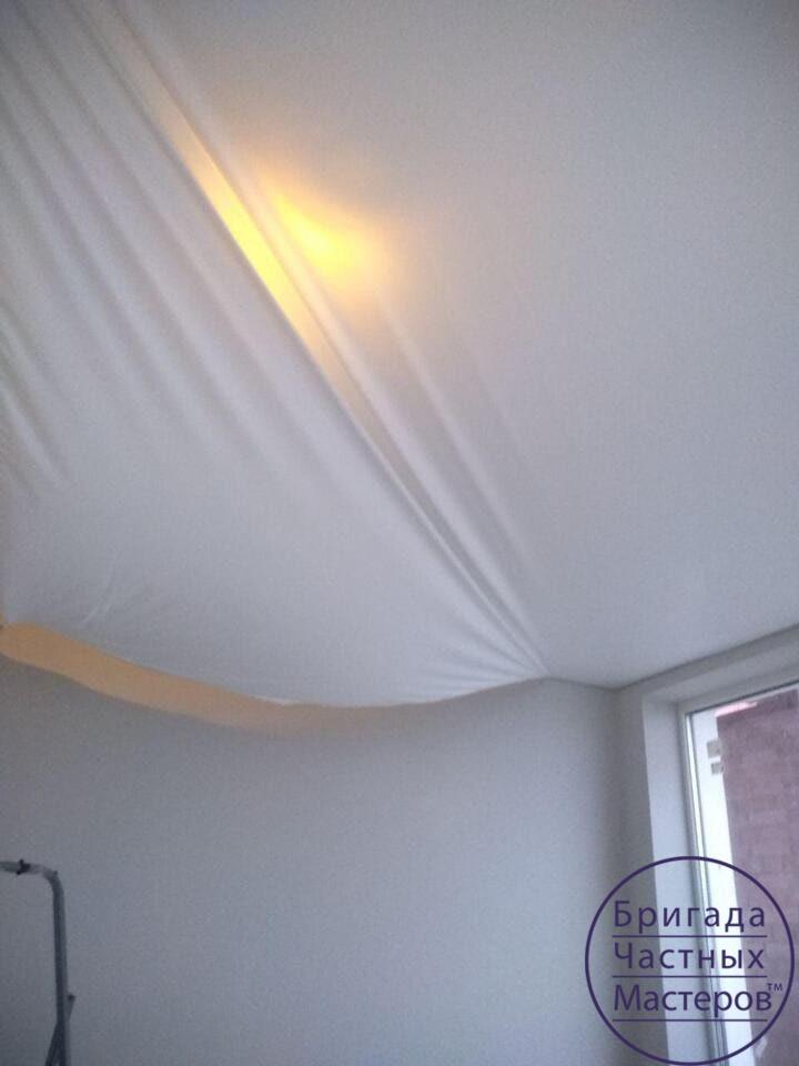 Тянем потолки в Сумах. Натяжные потолки под заказа
