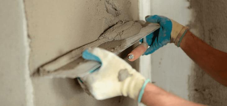 Виды и применение штукатурок в строительстве