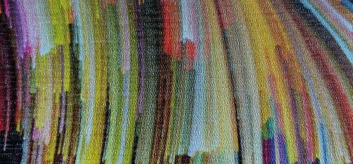 Текстура фотообоев. Волокно