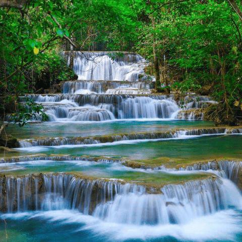Фотообои Водопад 3