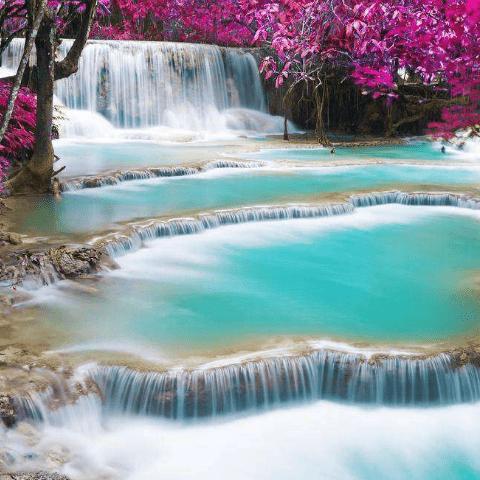 Фотообои Водопад 2